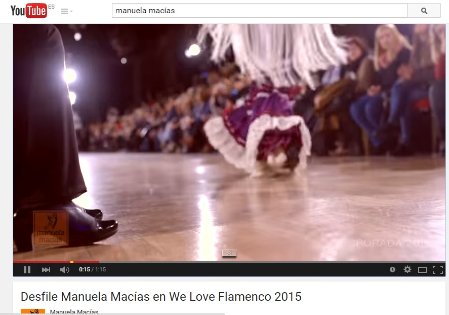 manuela macias youtube